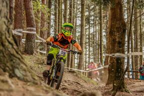 Photo of Eben MCIVOR at Innerleithen