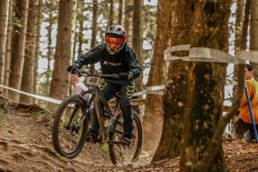 Photo of Luke FORSHAW at Innerleithen