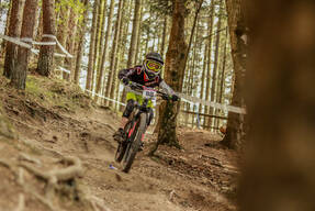 Photo of Cameron CARLYLE at Innerleithen