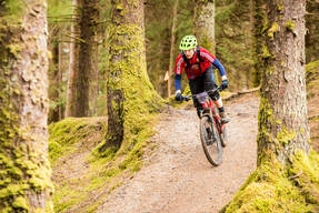 Photo of Unknown RIDER (M) at Fort William