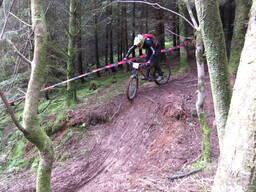 Photo of Adam LOVICK at Dyfi Forest