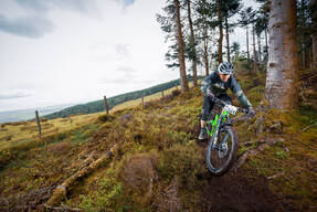 Photo of Paul JUDD at Dyfi Forest
