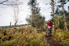 Photo of Matthew TYRRELL at Dyfi Forest