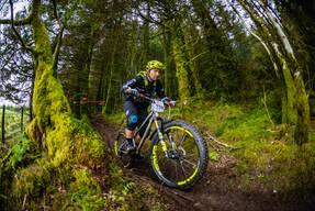 Photo of Jason MORGAN (2) at Dyfi Forest
