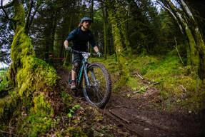 Photo of Adam SCROXTON at Dyfi Forest