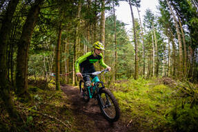 Photo of Luke SIMMONDS at Dyfi Forest