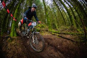 Photo of Alex HOWARD at Dyfi Forest