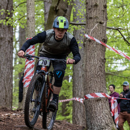 Photo of Adam DODDS at Chopwell Woods