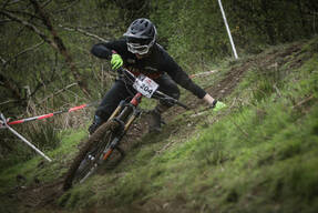 Photo of Luke MEREDITH at Dyfi Forest