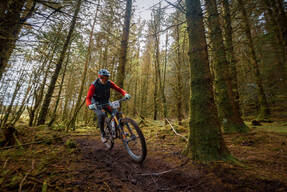 Photo of Tom CRACKLES at Dyfi Forest