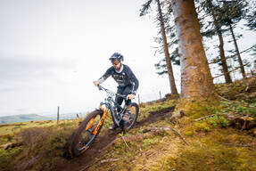 Photo of Ben GOULDING at Dyfi Forest