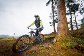 Photo of Kelvin NOLL at Dyfi Forest