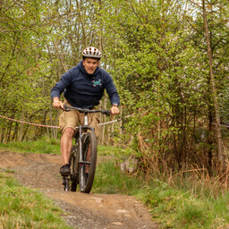 Photo of Alun MORLEY at Chopwell Woods