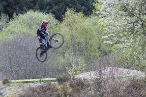 Photo of Stan NISBET at Fort William
