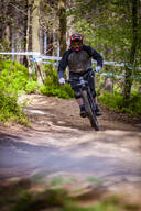 Photo of Joe MALLINSON at Greno Woods