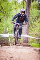 Photo of Andy POYNTON at Greno Woods