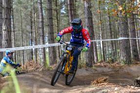Photo of James SANKEY at Greno Woods