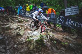 Photo of Blake ROSS at Maribor