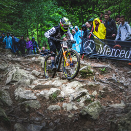 Photo of Bernard KERR at Maribor