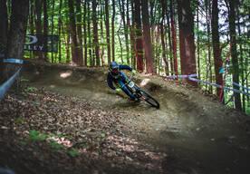 Photo of Zach GAREIS at Maribor