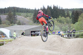 Photo of Sandy MACKAY at Fort William