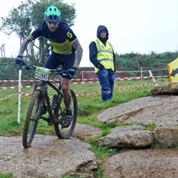Photo of Kristan CURNOW at Woody's Bike Park