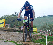 Photo of Tim PROWSE at Woody's Bike Park