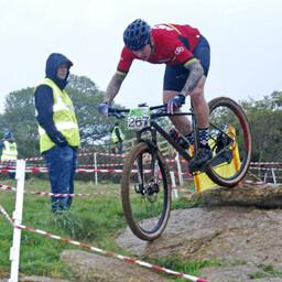 Photo of Steve HODGSON (vet) at Woody's Bike Park