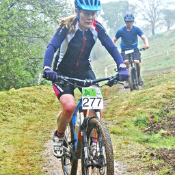 Photo of Vicky PERCIVAL at Woody's Bike Park