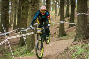 Photo of an untagged rider at Kinsham