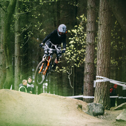 Photo of Max WARD at Greno Woods