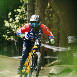 Photo of James SANKEY at Greno Woods