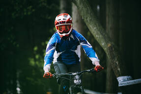 Photo of Arran QUIGLEY at Greno Woods
