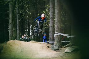 Photo of Ollie BALLINGTON at Greno Woods