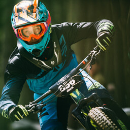 Photo of Dan SLACK at Greno Woods
