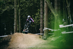 Photo of George PARKER at Greno Woods