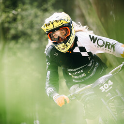 Photo of Caroline RUSCOE at Greno Woods