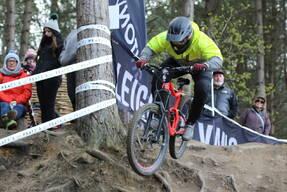 Photo of Keegan FRY at Greno Woods