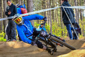 Photo of Daniel JOHNSON (mas2) at Greno Woods