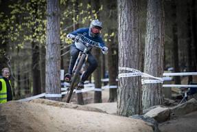 Photo of Michael VICKERS at Greno Woods