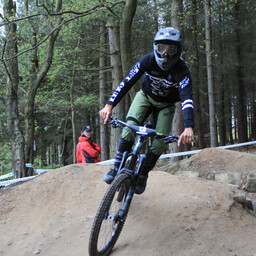 Photo of Billy MATTHEWS at Greno Woods