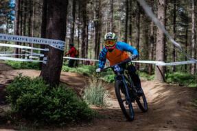 Photo of Gareth JONES (mas2) at Greno Woods