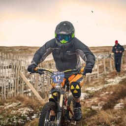 Photo of Ben BLADES at Glencoe