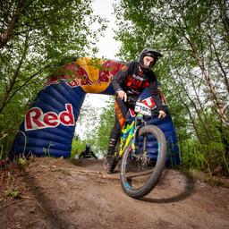 Photo of Alex BICKHAM at Rogate