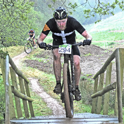 Photo of James BENNEY at Woody's Bike Park
