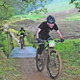 Photo of James BOVEY at Woody's Bike Park