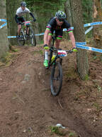 Photo of Chris NICHOLSON (2) at Linlithgow
