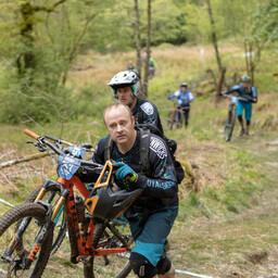 Photo of Jon HODSON at Graythwaite