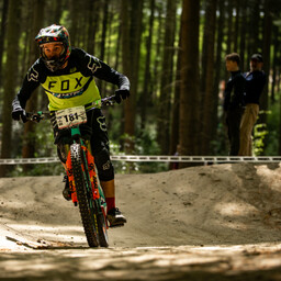 Photo of Kevin HILL at Rogate