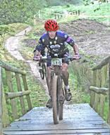 Photo of Chris WREGHITT at Woody's Bike Park